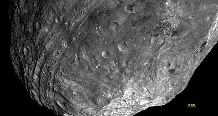 Even though NASA's Dawn spacecraft has departed Vesta the trove of data it's gathered about this fascinating little world continues to fuel new discoveries. Most recently, some researchers are suggesting that Vesta's curious grooves — long, deep troughs that wrap around its equator, noticed immediately after Dawn came within close proximity — are actually features called graben, the results of surface expansion along fault lines.