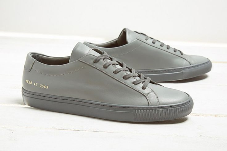 Common Projects Achilles Retro: Grey