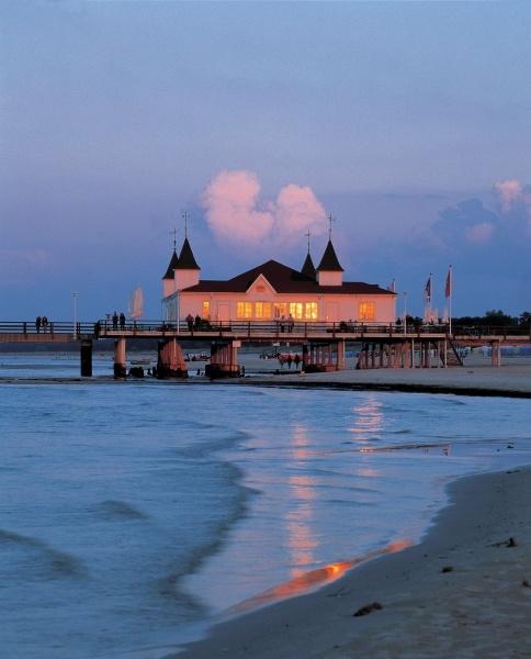 Usedom Island, Ostsee = Baltic Sea