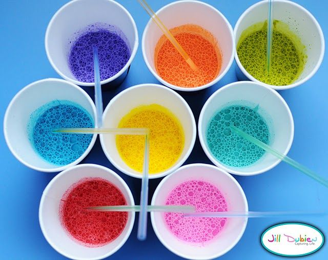 bubble painting... let's get messy!: Kid Activities, Bubble Paintings, Kids Crafts, Bubbles, Fun, Craft Ideas, Kiddo