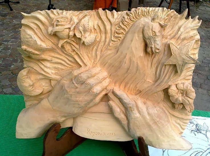 COME MAGIA http://lesculturedirossano.blogspot.it/