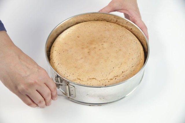 Tortová piškóta