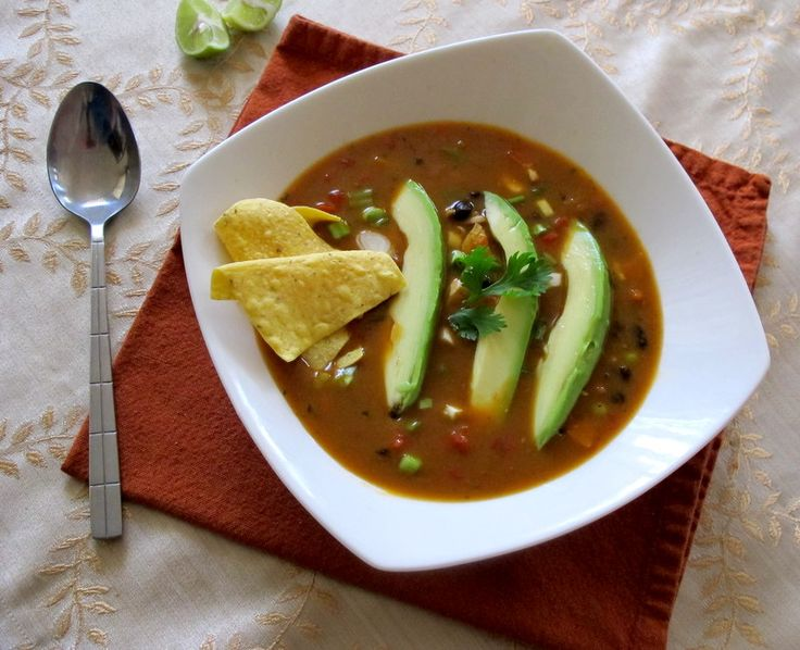 "Über 1.000 Ideen zu ""Authentic Tortilla Soup Recipe auf Pinterest ..."