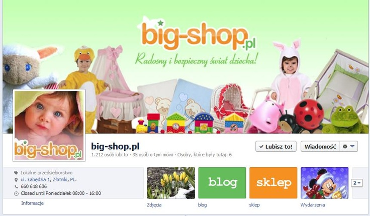 Cover photo sklepu Big-shop.