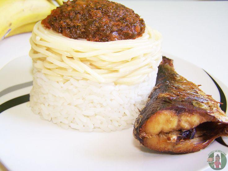 Nigerian Vegetable Stew