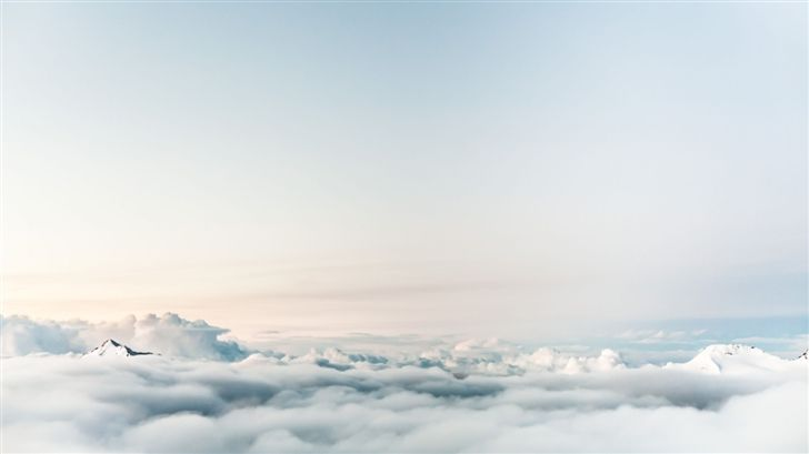 Mountain Above The Clouds Mac Wallpaper Download | Free Mac Wallpapers Download