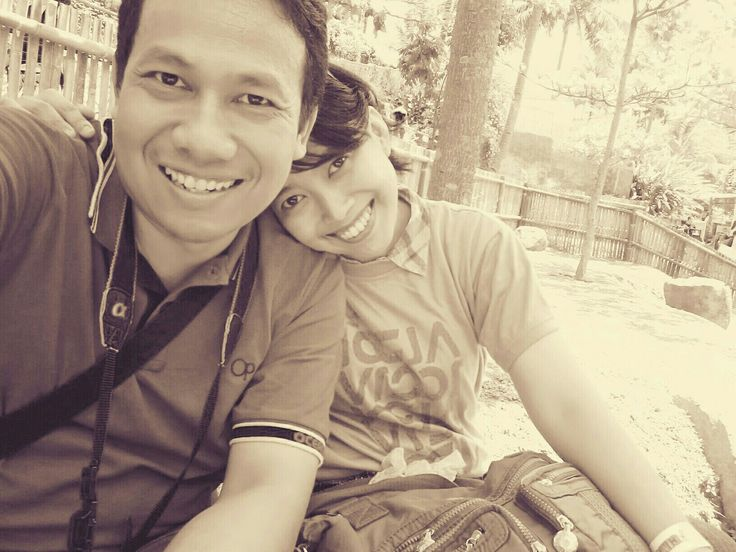 Just the two of us. Smilling. Loving each other. #couple #love #smile #family #husbandwife