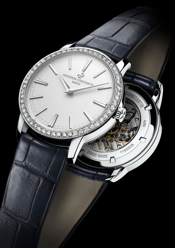 Vacheron Constantin Patrimony Lady    www.watchtime.com   blog    Watch Insiders Top 15 Ladies Watches of 2013   Vacheron Constantin Patrimony Lady560