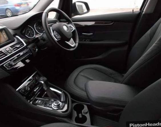 2 Series Active Tourer (F45) BMW review - http://autotras.com