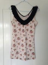 Temt floral top