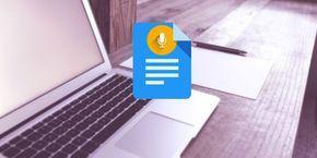 Google Docs Voice Typing: A Secret Weapon for Productivity