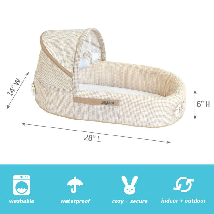 Dots Baby Lounge to go & Reviews | AllModern
