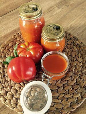 Bimby: sugo vellutato di pomodori freschi cuore di bue