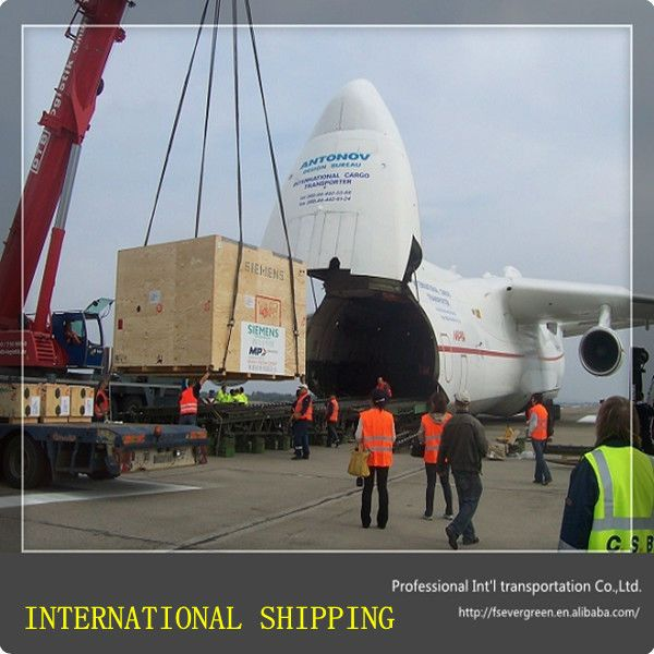 Express Courier Services Shenzhen/Guangzhou to Germany