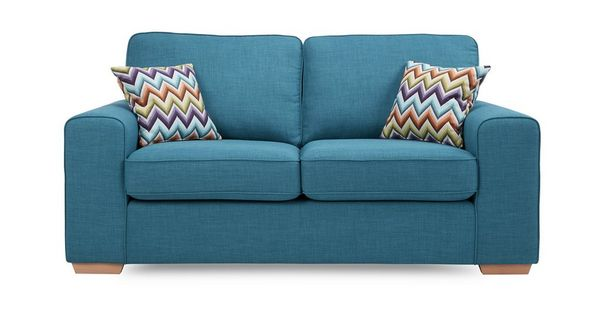 Pizzazz 2 Seater Sofa Bed