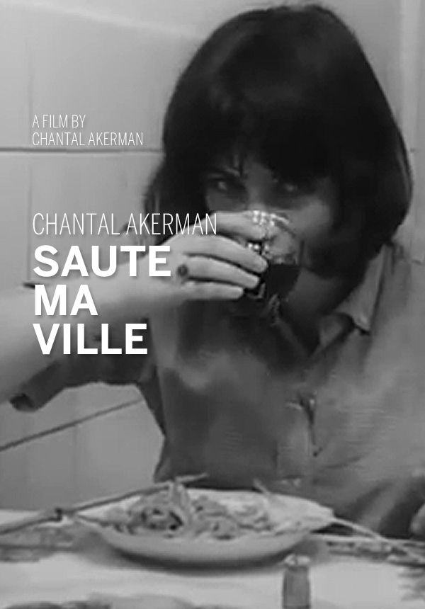 Saute Ma Ville, 1968, Directed by Chantal Akerman