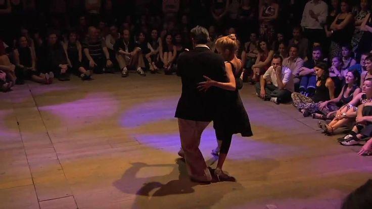 BTF 2010 - Show impro Vaudeville Murat Erdemsel & Noelia Hurtado @ Bruss...