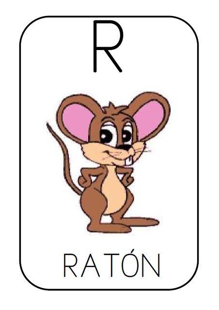 R - ratón