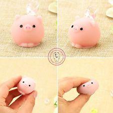 Mochi Squishy Fat Piggy Healing Toy Kawaii Squeeze Abreact Fun Joke Gift N