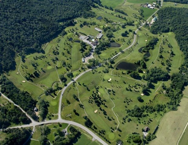 Byrncliff Golf Course - Rated four stars by Golf Digest's Best Places to Play, Byrncliff is one of the premier courses in Western New York. Open to the public, Byrncliff offers daily-fee play. On-site miniature golf, driving range, and practice putting greens open daily. Adult and children's lessons available. #GeneseeCountyNY #Golf #CountryClub