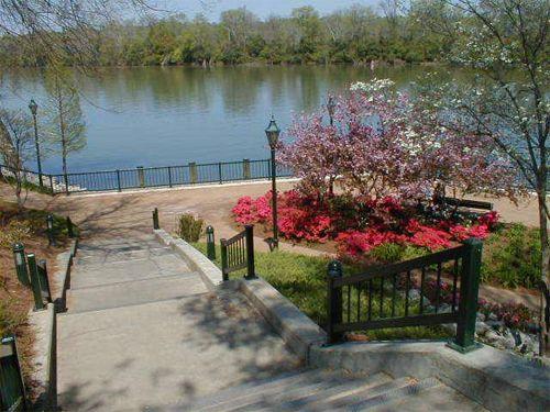 Augusta, Georgia Riverwalk