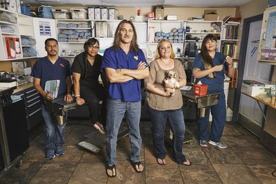 DR. JEFF: ROCKY MOUNTAIN VET Premieres on Animal Planet Tonight! | TVRuckus