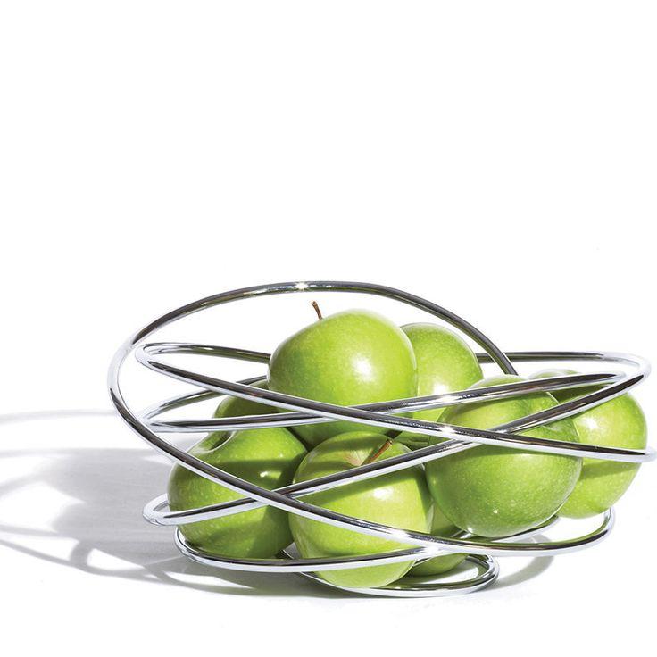 corbeille à fruits Fruit Loop de Black&Blum - LAPADD - objets de lutte contre les contraintes du quotidien