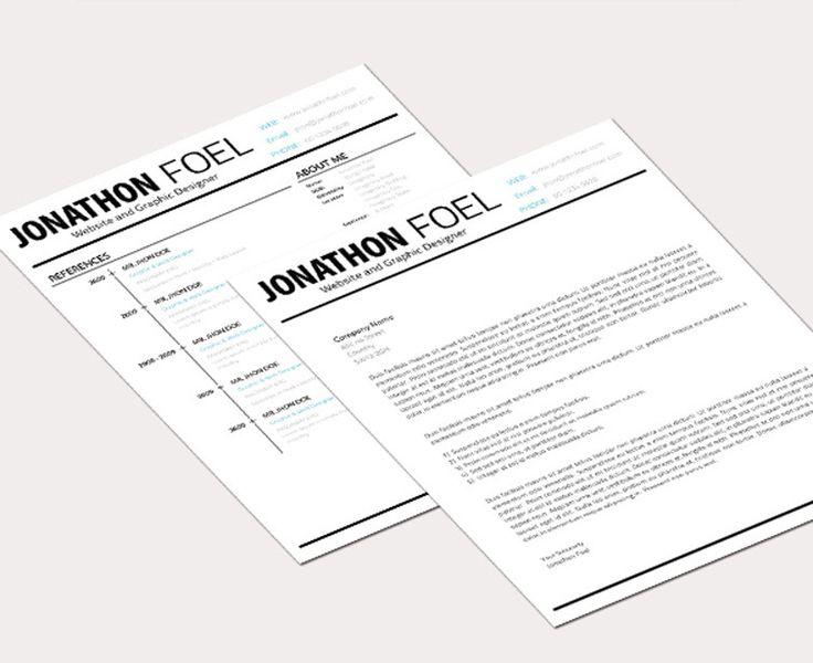 33 best cv images on pinterest resume cv resume ideas and cv design