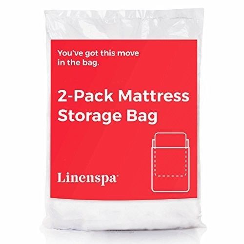 Mattress Storage Bag Twin XL Box Springs Moving Protector Home Bedding 2 Pack #MattressStorageBag
