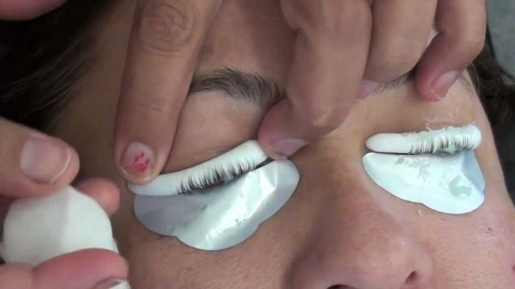 HOW TO PERM AND CURL SHORT EYELASHES