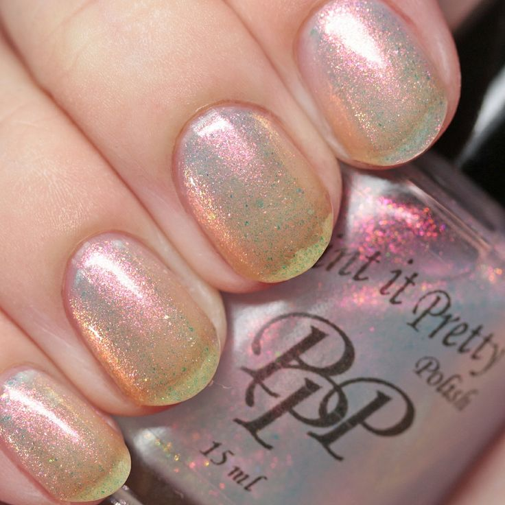 Baby Its Cold Outside  Paint it Pretty polish