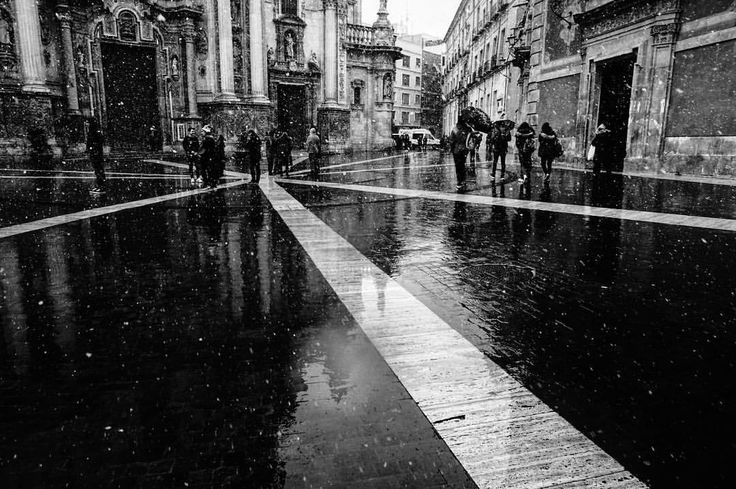 Nieve en Murcia (feb 2017)