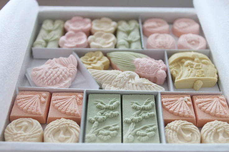 Japanese candies  http://www.flickr.com/photos/micheladp/