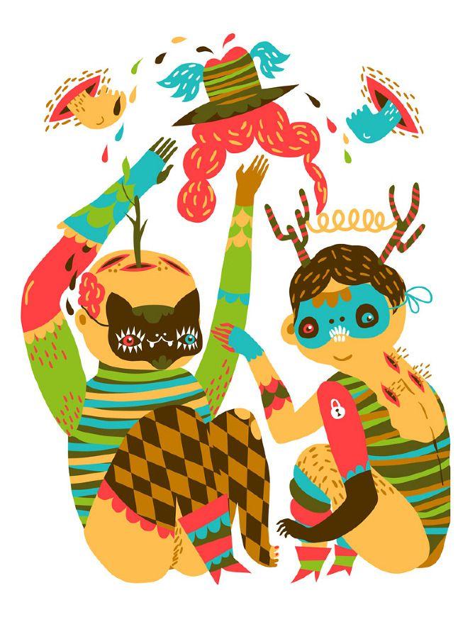 The Best Friends - Irena Zablotska aka joulu