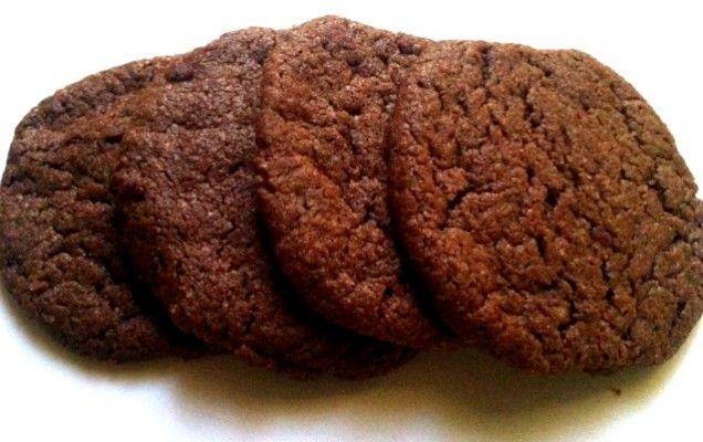 Σπιτικά μπισκότα με κακάο