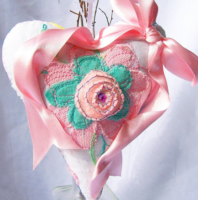 59 best Hearts images on Pinterest | Valentines, My heart and Crafts
