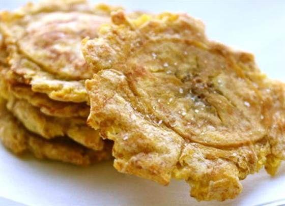Baked Tostones!!! | tostones | Pinterest