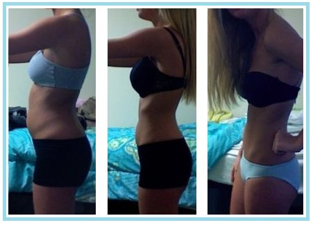 Best weight loss body cleanse I've used!! Just take a tablespoon of salt, a teaspoon of lemon or lime juice, and then enough honey as to where you end up with a paste like substance. Then apply onto stomach and wrap in Saran Wrap tightly and leave on for 10 minutes. The more you do this the more weight is lost! I have no idea how it worked but I'm so pleased with the results!