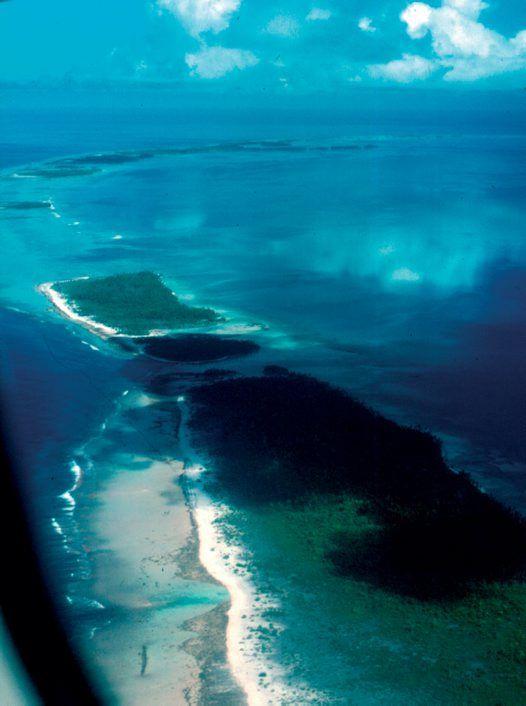 Rangiroa Island French Polynesia