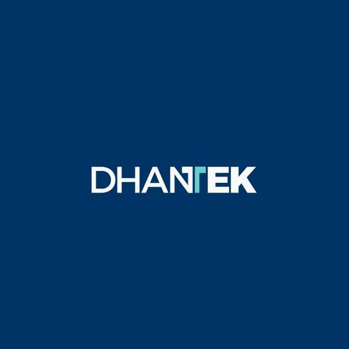 Dhantek Selling White Label Products On Amazon Logo Design