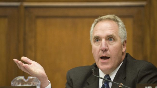 Illinois Rep. John Shimkus Says Men Shouldn't Pay for Prenatal Care