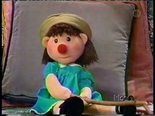 Molly From The Big Comfy Couch These Are A Few Of