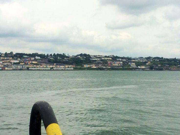 Spike Island Ferry - Ireland