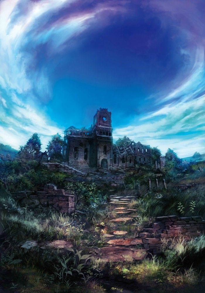 The Amazingly Intricate Animated Landscapes of Munashichi no.12