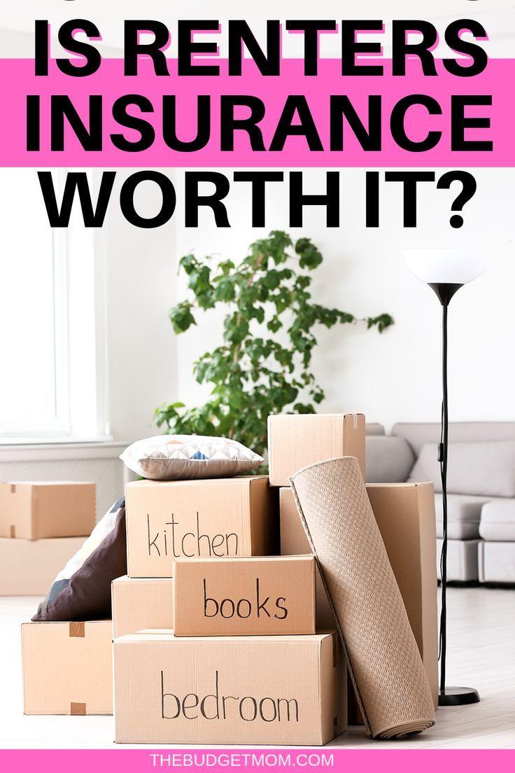 Is Renters Insurance Worth It In 2020 Renters Insurance Homeowners Insurance Renter
