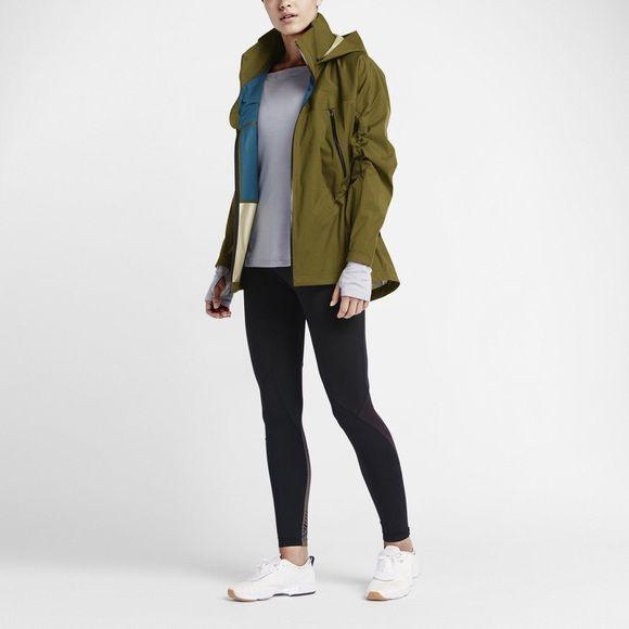 NWOT NikeLab x JFS Zip up hoodie NikeLab x JFS Collection. Nike Johanna  Schneider NWOT