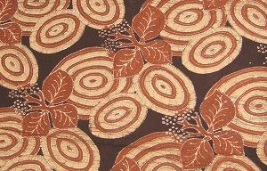 Batik Blora Motif Daun Jati