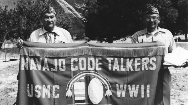 Navajo Code Talkers - WWII - Seconda Guerra Mondiale