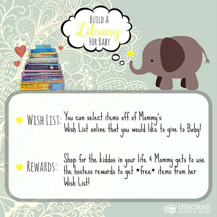 18 best images about Usborne Baby Shower on Pinterest