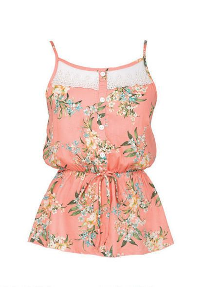 Find Girls Clothing and Teen Fashion Clothing from dELiA*s from delias. Saved to Clothes. #cute #floral #want #socute #vacationworthy #wantit #floralfun #floraldress.